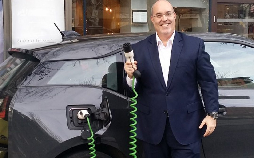 Arturo Pérez de Lucia fue designado vicepresidente de la Asociación Europea de Electromovilidad