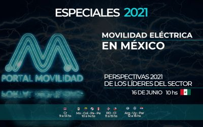 Líderes de la movilidad eléctrica de México se reúnen el 16 de junio en un especial periodístico