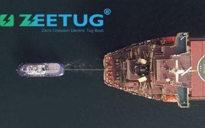 Este el primer remolcador eléctrico que promete transformar logística internacional