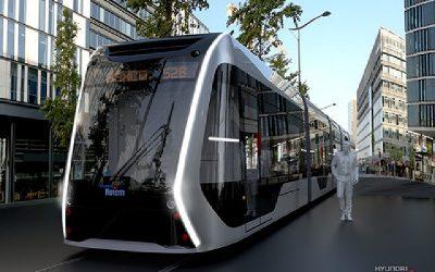 Hyundai Rotem pone a prueba en Corea del Sur un VLT de hidrógeno