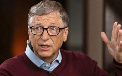 La advertencia de Bill Gates: «La electrificación no es una opción para muchos tipos de transporte»
