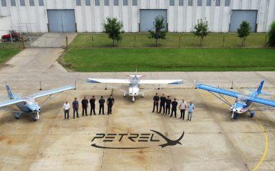 Proyecto Petrel y Universidad de La Plata hacen historia ultimando primer avión eléctrico de Argentina