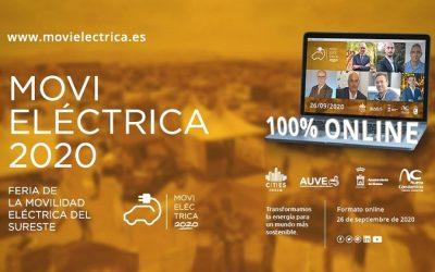Inscripción a MOVIELECTRICA: el mayor evento online de España sobre movilidad eléctrica