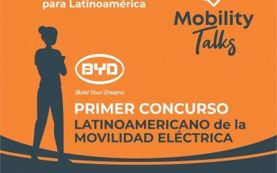 Mobility Talks: Abierta inscripción al Primer Concurso Latinoamericano de la Movilidad Eléctrica