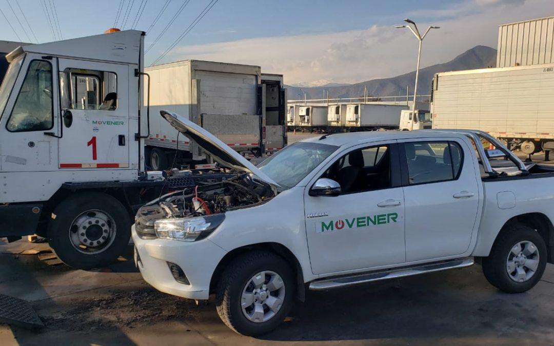 Prosperan las conversiones de vehículos eléctricos mientras avanza la regulación en Chile