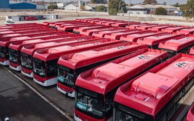 Ministerio de Transporte destaca impacto positivo social y político por incorporación de e-buses en Chile