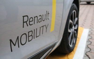 Renault se expande por Latinoamérica con su servicio de movilidad compartida