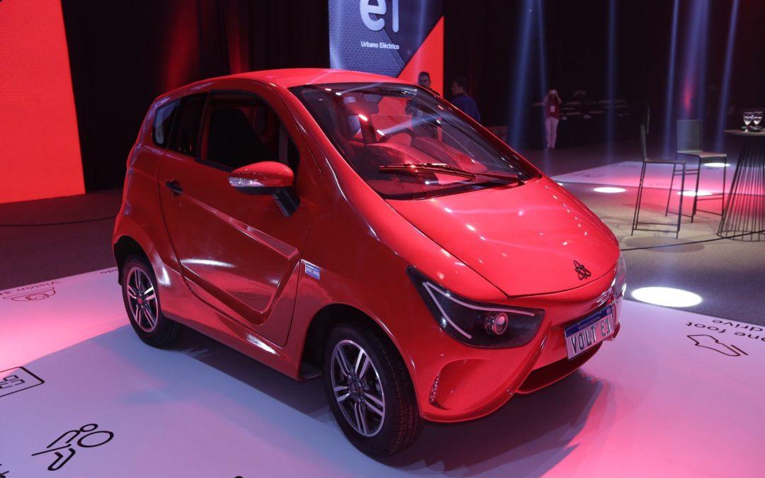 Pre-venta: Volt Motors entregará 20 vehículos eléctricos a fin de año y proyecta más de 100 para 2021