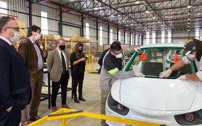 Matías Kulfas: «Trabajamos para que en la Argentina se instale una industria de vehículos eléctricos»