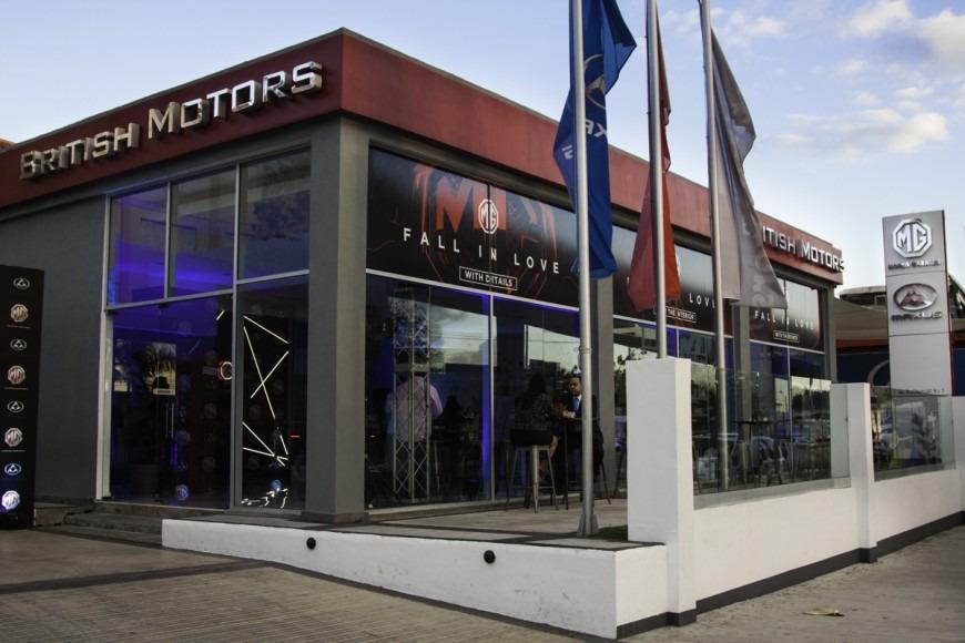 De cara al 2021 British Motors amplía su portafolio de vehículos eléctricos en República Dominicana