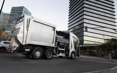 En 2021 comienza la producción en serie del galardonado Irizar ie truck 100% eléctrico