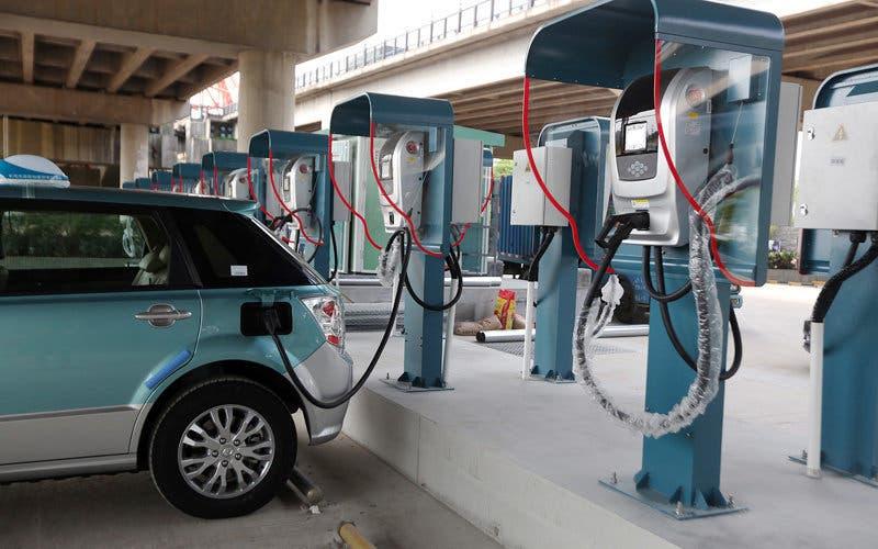 Cargadores GB/T: según las empresas son claves para incrementar ventas de vehículos eléctricos en RD