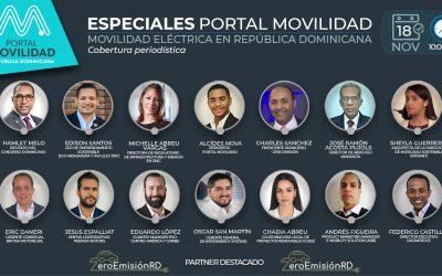 Hoy! Líderes de la Movilidad Eléctrica de República Dominicana se reúnen en un especial de Portal Movilidad