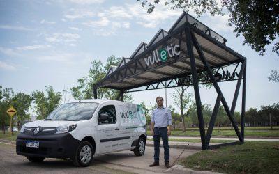 Vulletic proyecta instalar 50 nuevos cargadores para vehículos eléctricos en Córdoba