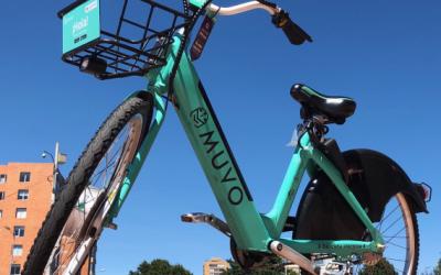 Muvo lanza al mercado colombiano «Ozon»: una plataforma de alquiler mensual de bicicletas usadas
