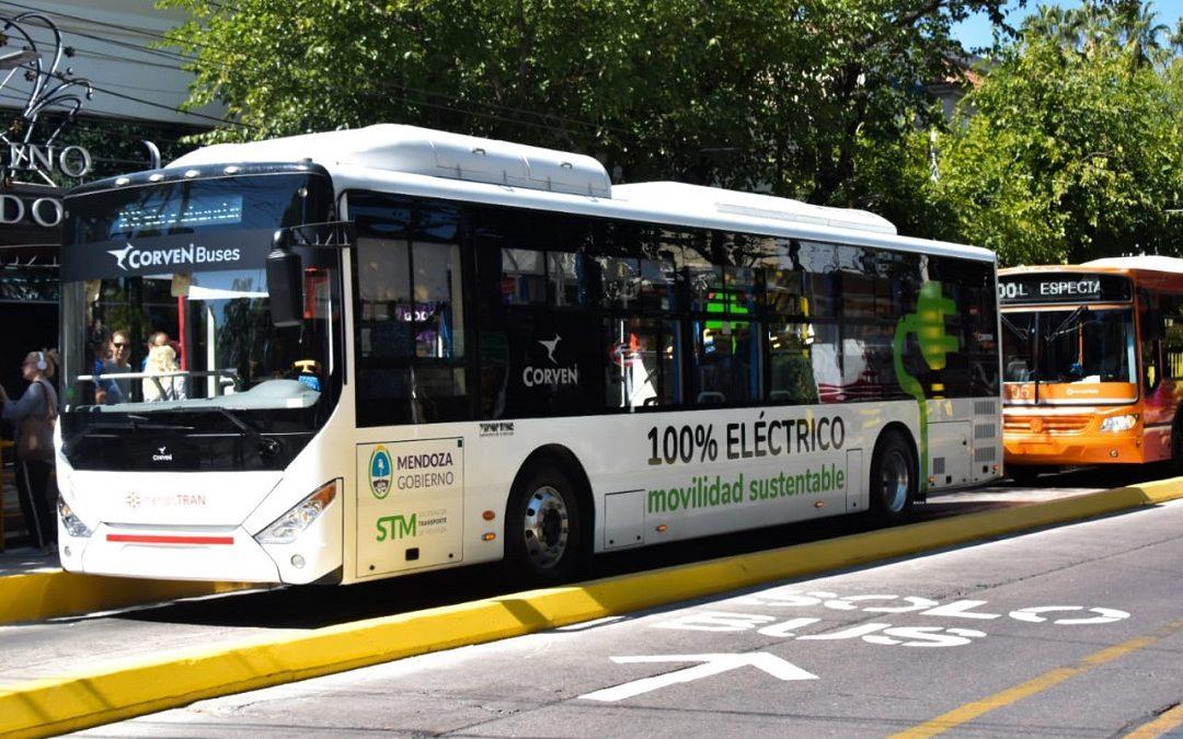 Buses eléctricos en ciudades medianas de Argentina, ideales según los expertos