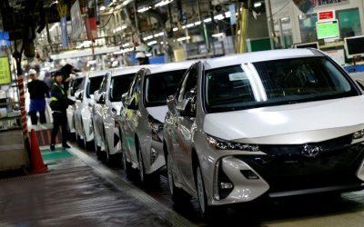 Japón planea prohibir la venta de vehículos a combustión próxima década