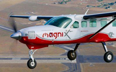 Trabajarán en el primer certificado de tipo suplementario del avión eléctrico Cessna eCaravan