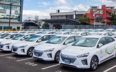 Costa Rica alcanzó los 3106 vehículos eléctricos en 2020 y es líder en Latinoamérica en unidades per cápita