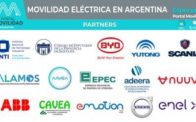 Abierta inscripción: Líderes de la movilidad eléctrica en Argentina debaten en un especial de Portal Movilidad
