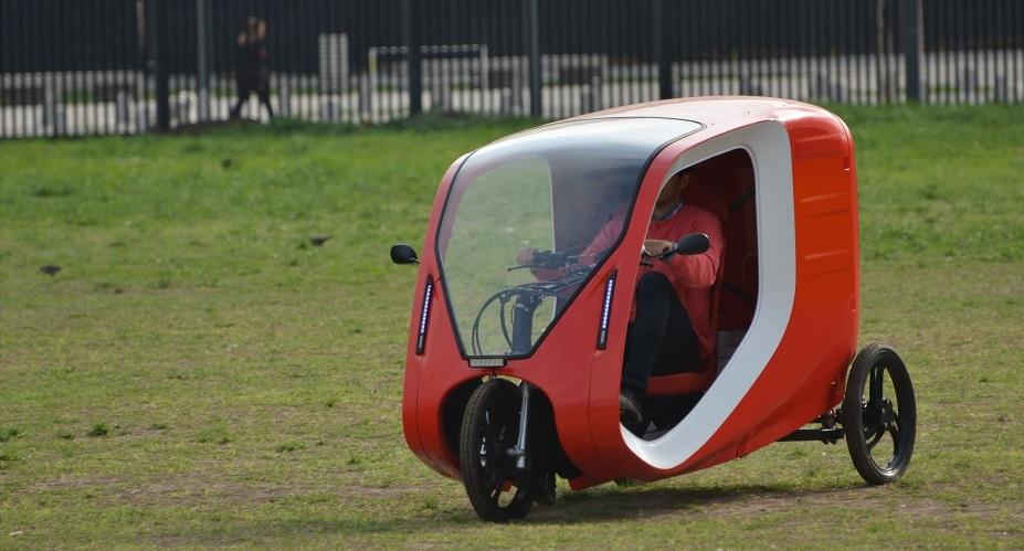 GreenGo espera homologación de sus vehículos eléctricos para última milla en Argentina