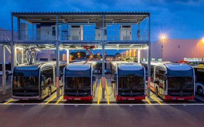 Flotillas eléctricas para el transporte público es tarea pendiente del Gobierno dominicano para 2021