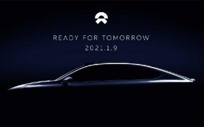 El 9 de enero NIO presentará un nuevo coche eléctrico y sus baterías de 150 kWh
