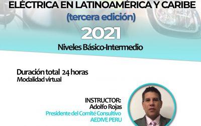 Inscripción al Programa de Formación e Inserción al Mercado Laboral de la Movilidad Eléctrica en Latinoamérica y Caribe