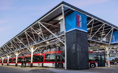 Copec and Kaufmann ´s good expectations for electric buses bidding process in Santiago