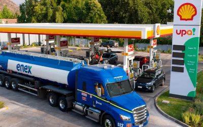 Enex se convierte en la primera distribuidora de combustible en sumarse a la Asociación Chilena de Hidrógeno