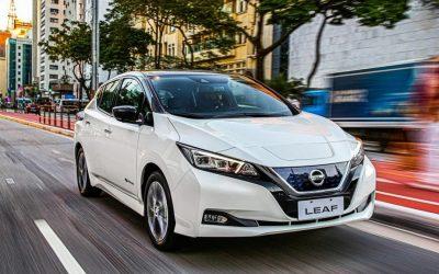 Confirmado: El Nissan Leaf arriba a nuevos mercados de Latinoamérica