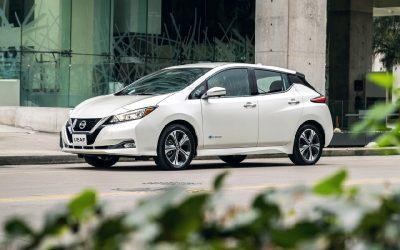 Nissan Leaf ahora también es mercado de autos eléctricos usados