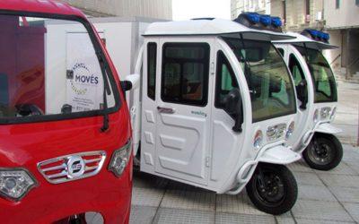 Pedidos Ya, Acodike, Ingener y Auxicar anuncian compra de vehículos eléctricos en Uruguay