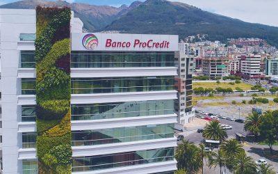 Con tasas preferenciales Banco ProCredit financia compra de vehículos eléctricos en Ecuador