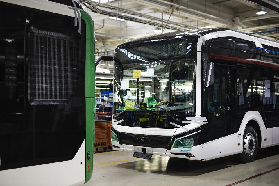 Por el Covid SEG Ingeniería vaticina salto de los buses eléctricos Latinoamérica