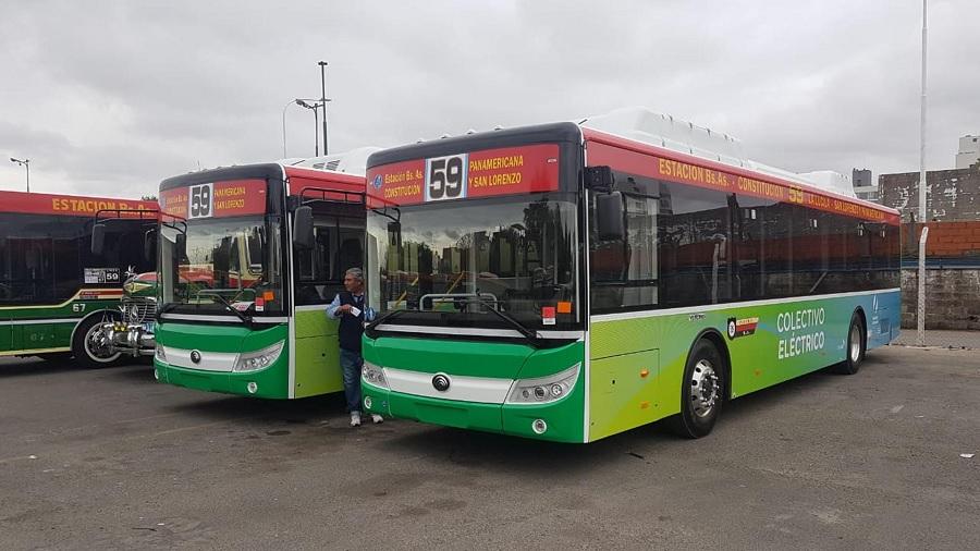 Cierre financiero: CAF asegura que aún no es viable incorporar buses eléctricos en Argentina