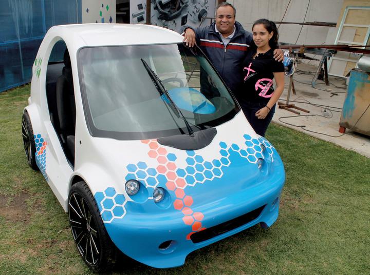Andrea Go: el auto interactivo 100% eléctrico que será presentado en marzo en México