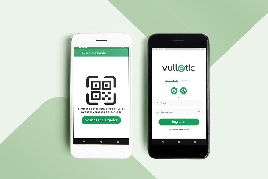 Vulletic lanza software de gestión de carga para vehículos eléctricos