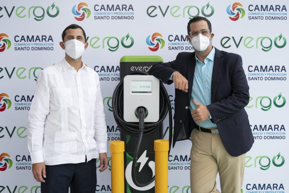 La Cámara de Comercio de Santo Domingo firma las primeras alianzas para promover la movilidad eléctrica