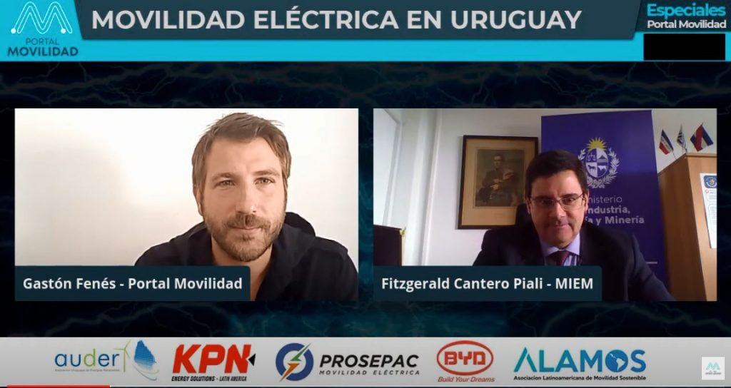 Movilidad eléctrica en Uruguay
