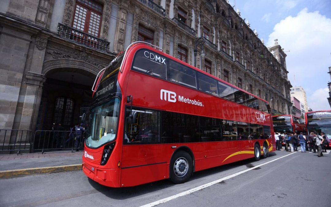 Analizan buses de hidrógeno verde para el Metrobús en México