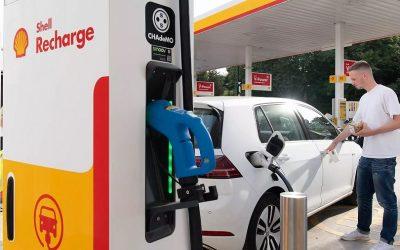 En un cambio de modelo de negocio Shell apuesta por movilidad eléctrica tras caída de producción de combustibles