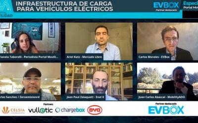Empresarios discuten sobre estandarización de cargadores y nuevos modelos de negocio para vehículos eléctricos