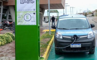 Provincia de Neuquén presentó proyecto para impulso de vehículos eléctricos
