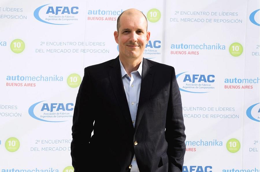 """Cantarella, AFAC: """"El proyecto de ley de movilidad sustentable llega en un buen momento"""""""