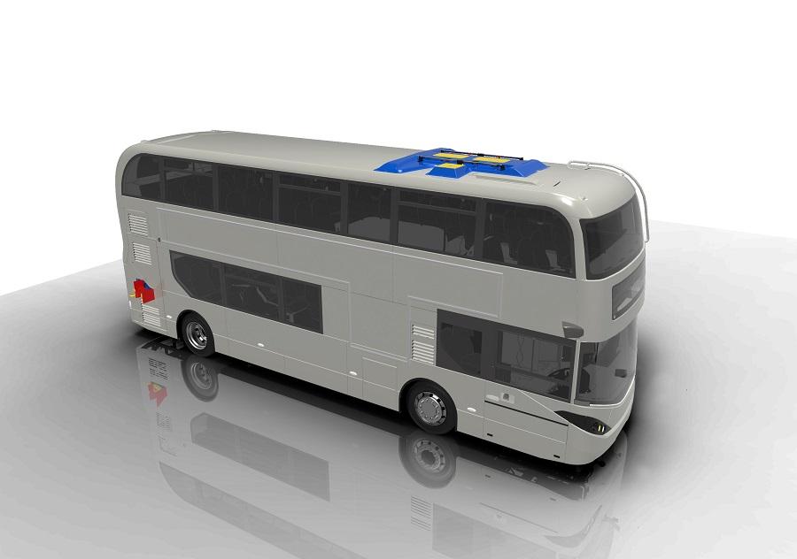 Alianza entre BYD y ADL desarrolla buses eléctricos con opciones de carga multiestándar