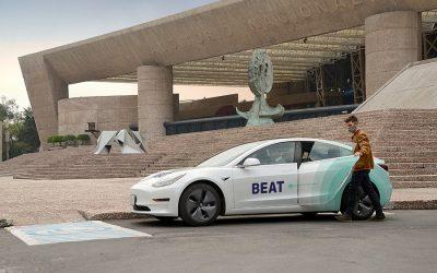 Beat sumará vehículos eléctricos a sus flotas de Latinoamérica