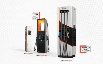 Es rápido y permite la carga simultánea en continua: KPN Energy trae el «QC60» de Efacec a Latinoamérica