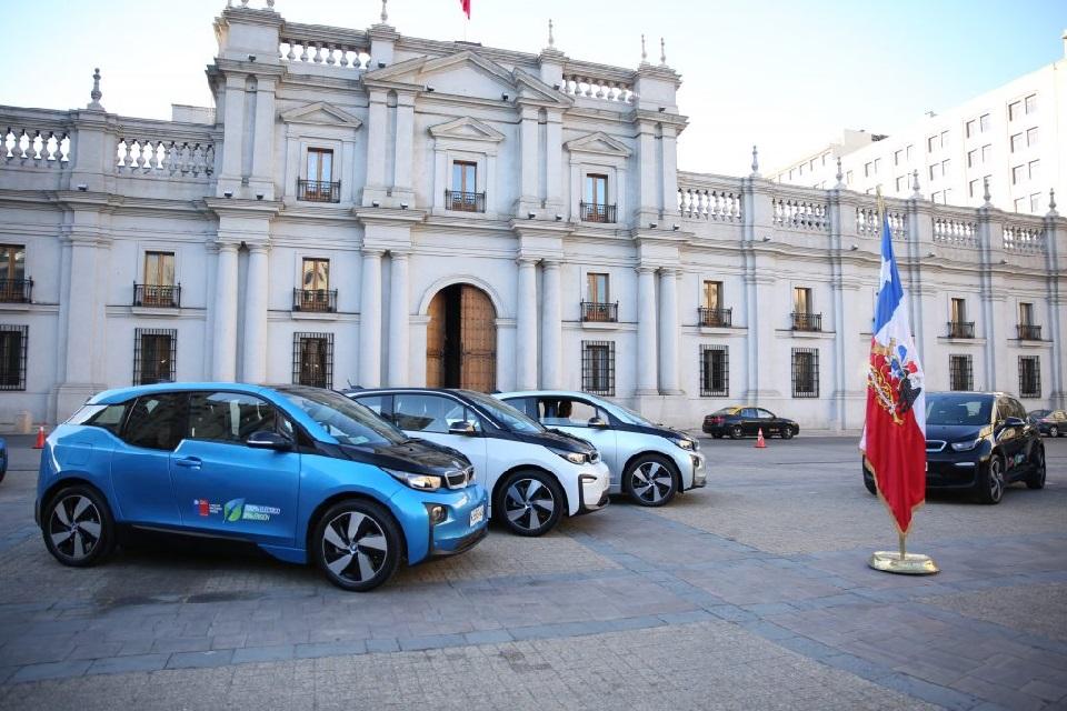 Chile está a 600 vehículos eléctricos de cumplir con la meta propuesta por el Gobierno hacia 2022
