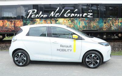 Renault Sofasa y el Metro de Medellín encaran servicio de movilidad compartida con vehículos eléctricos